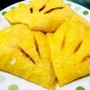 ひな祭りの行事食(はまぐり寿司。あられ椀。菜の花のツナ炒め)